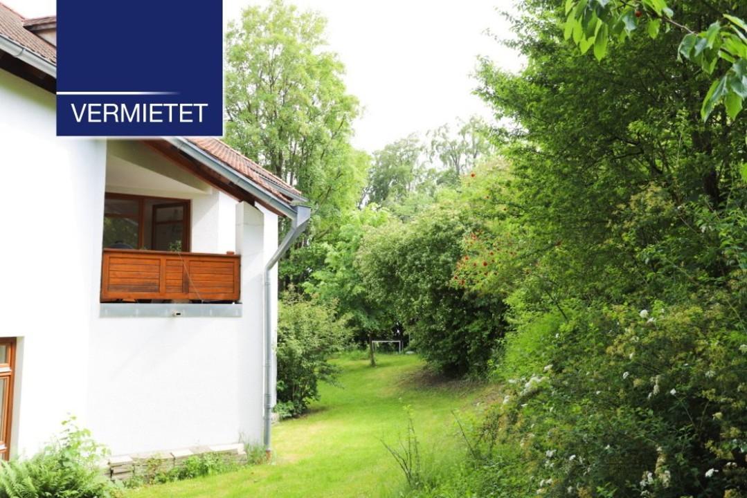+VERMIETET+ 3-Zimmer-Wohnung in Zentrumslage – mit Balkon und Blick ins Grüne