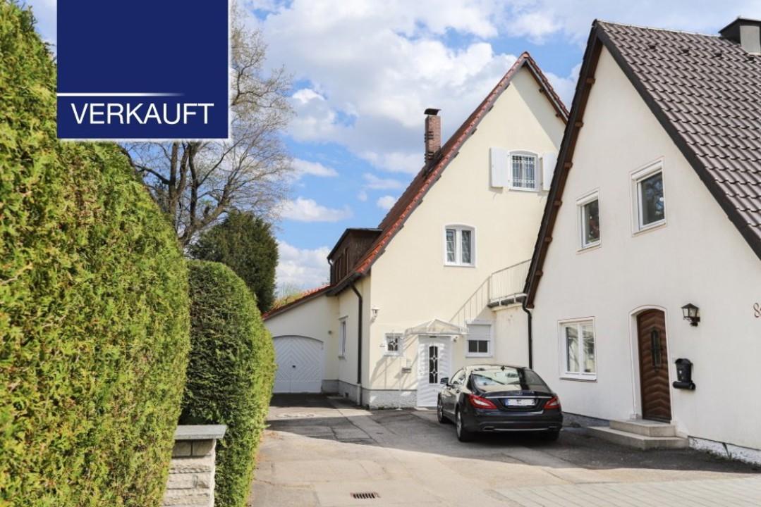 +VERKAUFT+Charmante 5-Zimmer-Wohnung mit Flair, Sonne, Ruhe, Nähe Kurpark