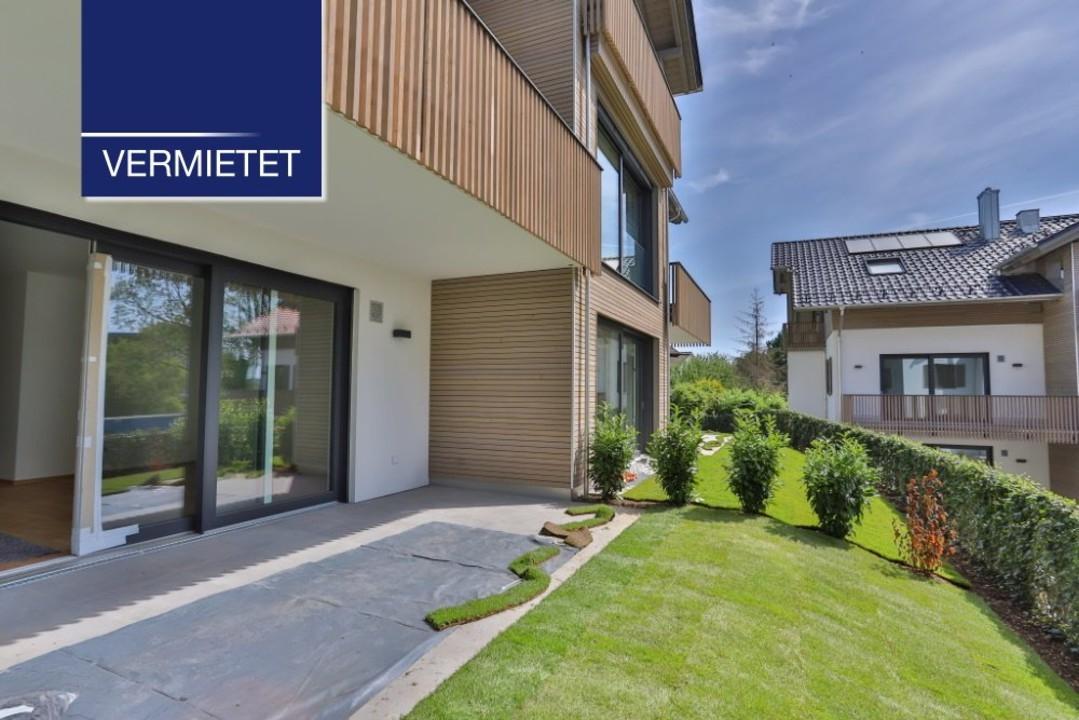 +VERMIETET+ Wohnpark Tutzing – großzügige Erdgeschoss-Wohnung mit Hobbyraum und 2 Bädern