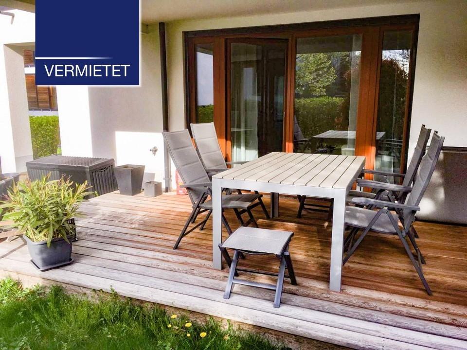 +VERMIETET+ Elegante 3-Zimmer Erdgeschoss Wohnung in Tutzing