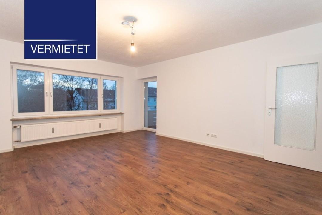 +VERMIETET+ Perfekt für´s Homeoffice – geschmackvoll renovierte 2 1/2 Zimmer Wohnung in Moosach