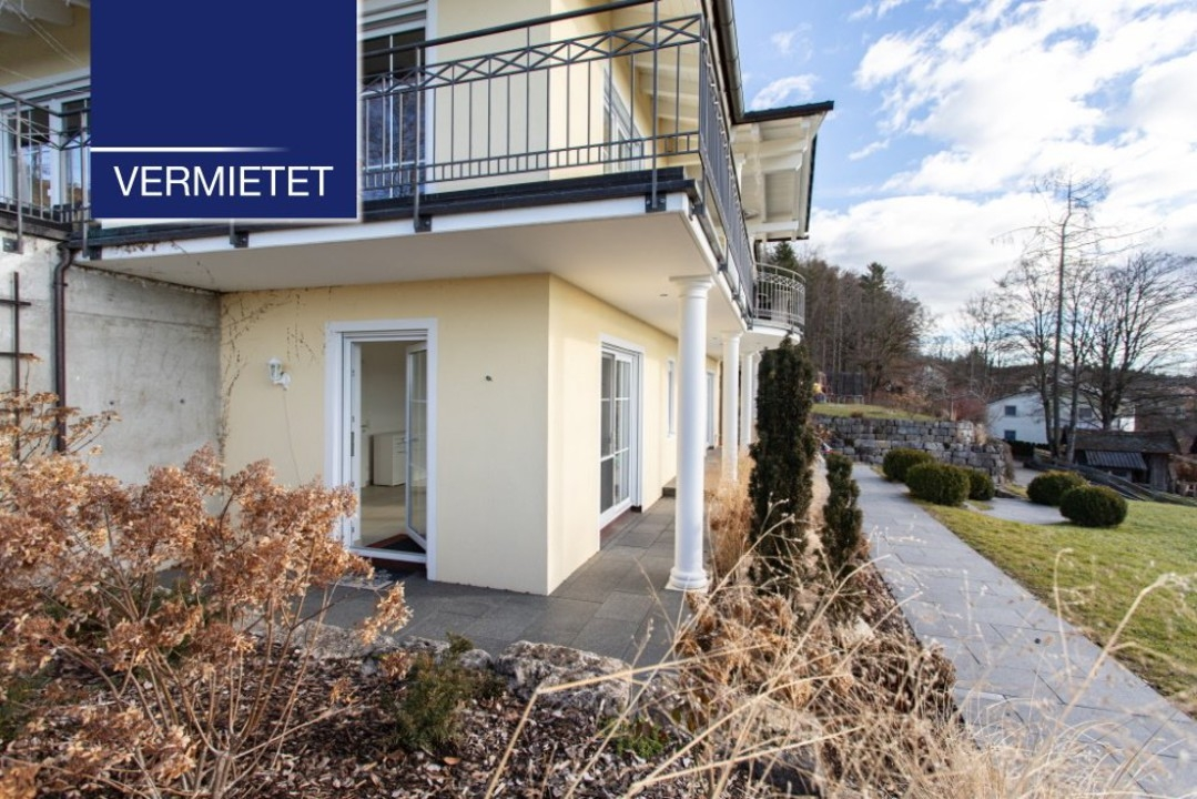 +VERMIETET+ Landliebe – elegantes Appartement mit traumhaftem Weitblick