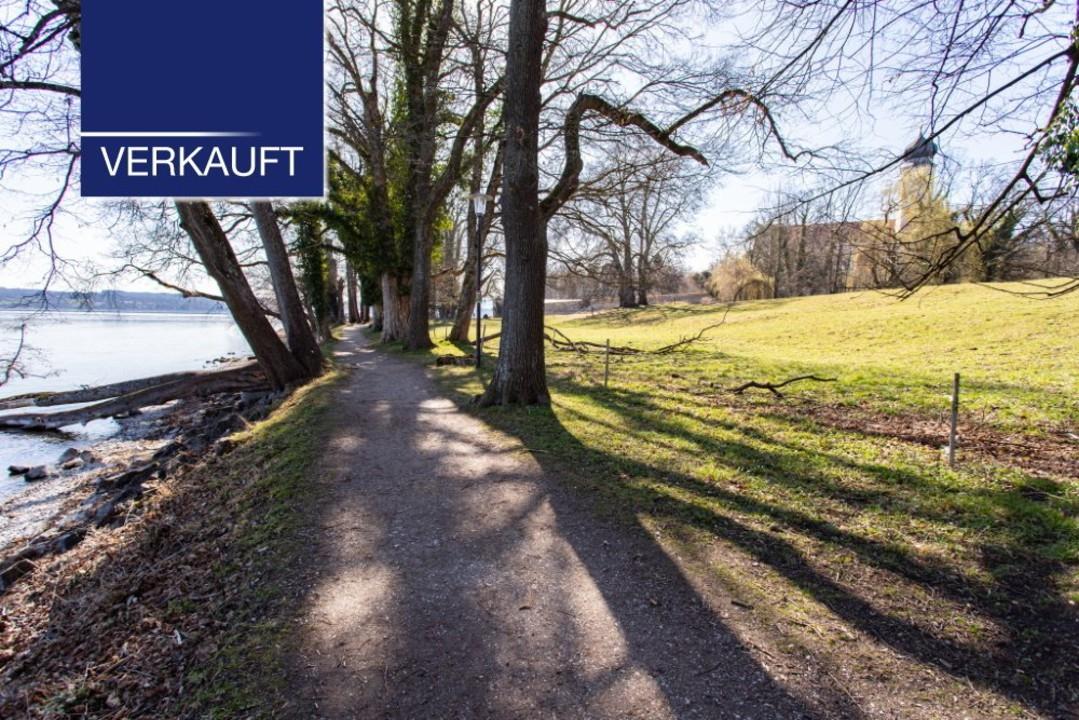 +VERKAUFT+ Charmantes Anwesen in Bernried am Starnberger See